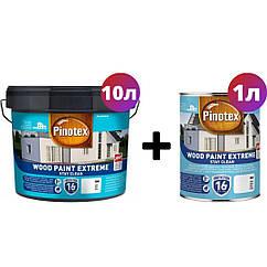 Краска на водной основе Pinotex Wood Paint Extreme 10л