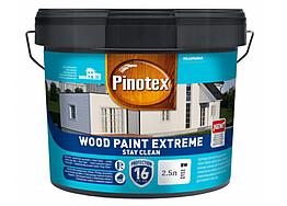 Краска на водной основе Pinotex Wood Paint Extreme 2,5л