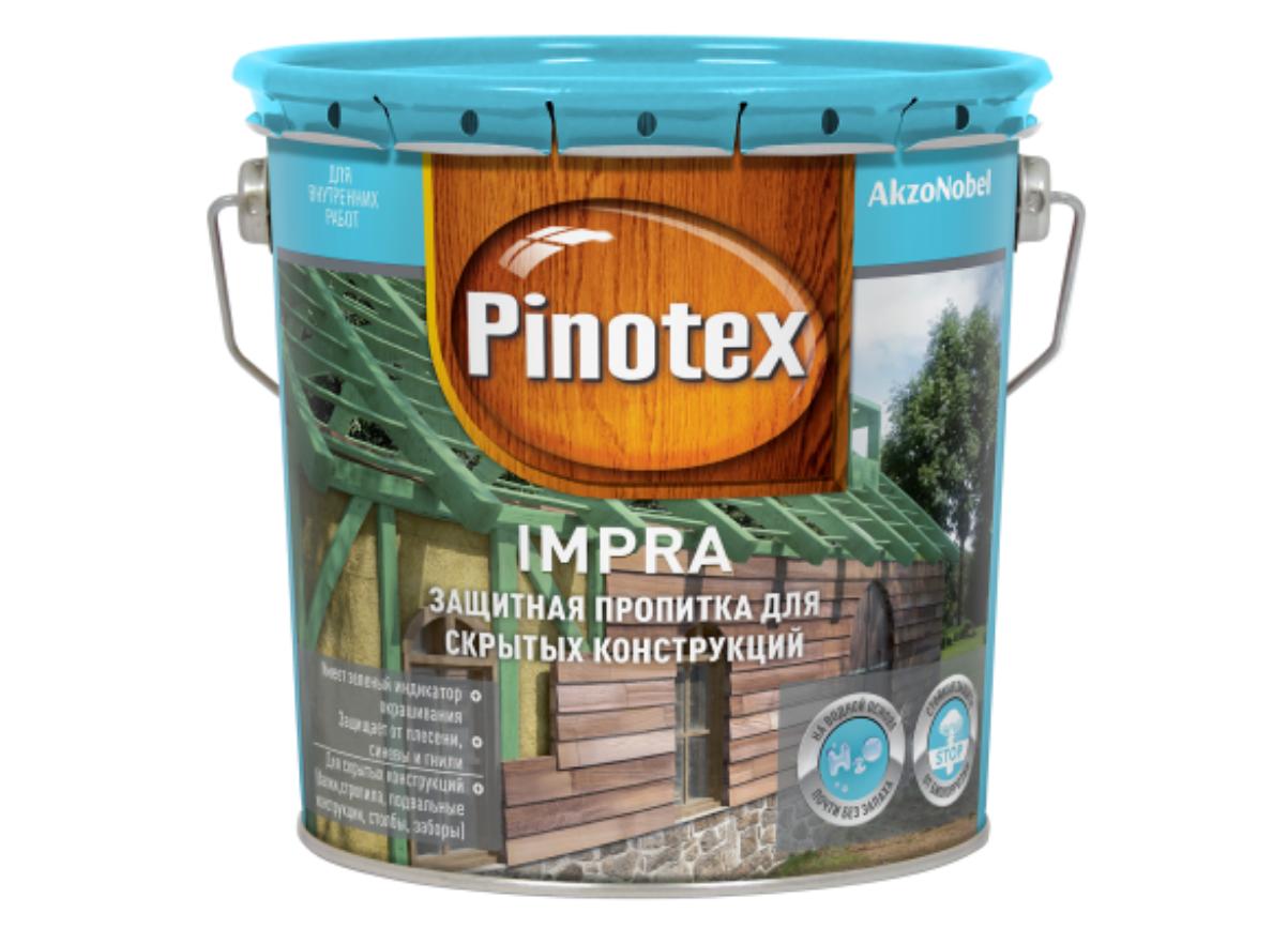 Средство для пропитки Pinotex Impra 3л