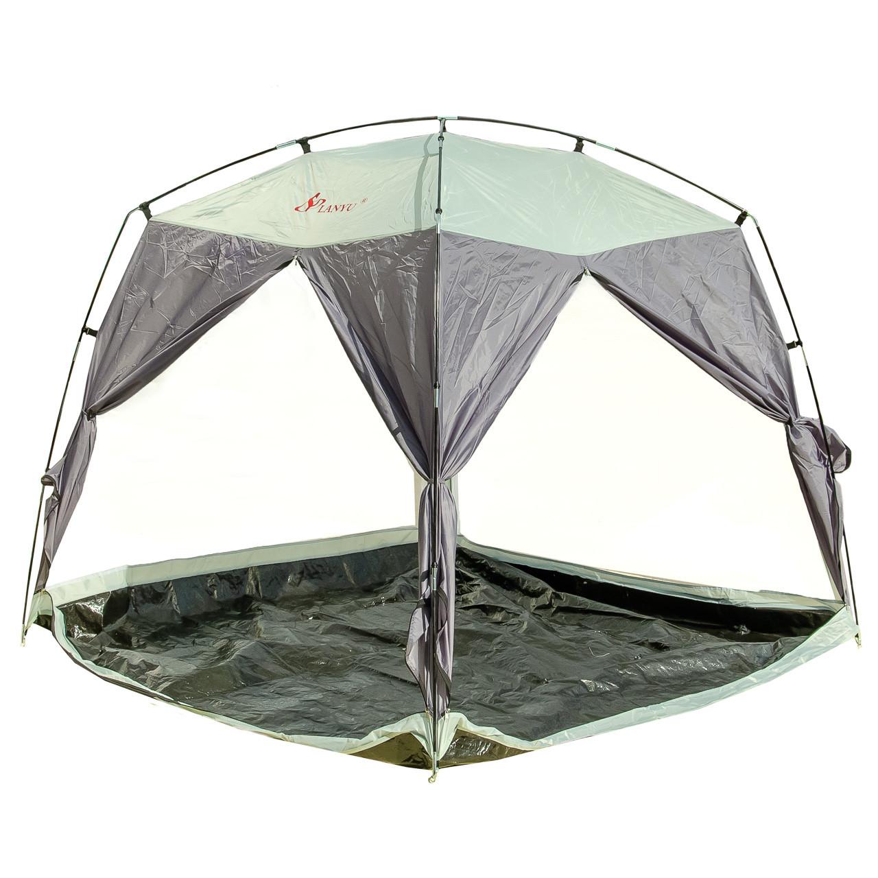Палатка для кемпинга беседка