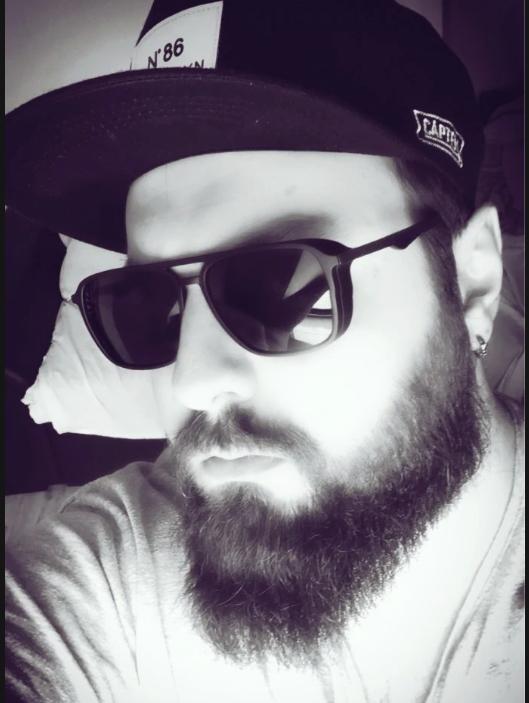 Мужские прямоугольные фирменные очки 3148 черн мат