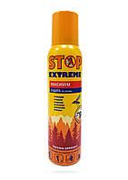 Аэрозоль-репеллент от комаров Stop Extreme Защита от укусов 150 мл