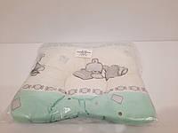 """Детская подушка """"Бабочка"""" для новорожденных ТМ Мэдисон"""