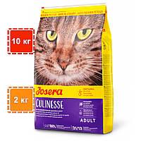 Сухой корм для привередливых кошек Йозера Кулинезе | Josera Culinesse | 10 кг