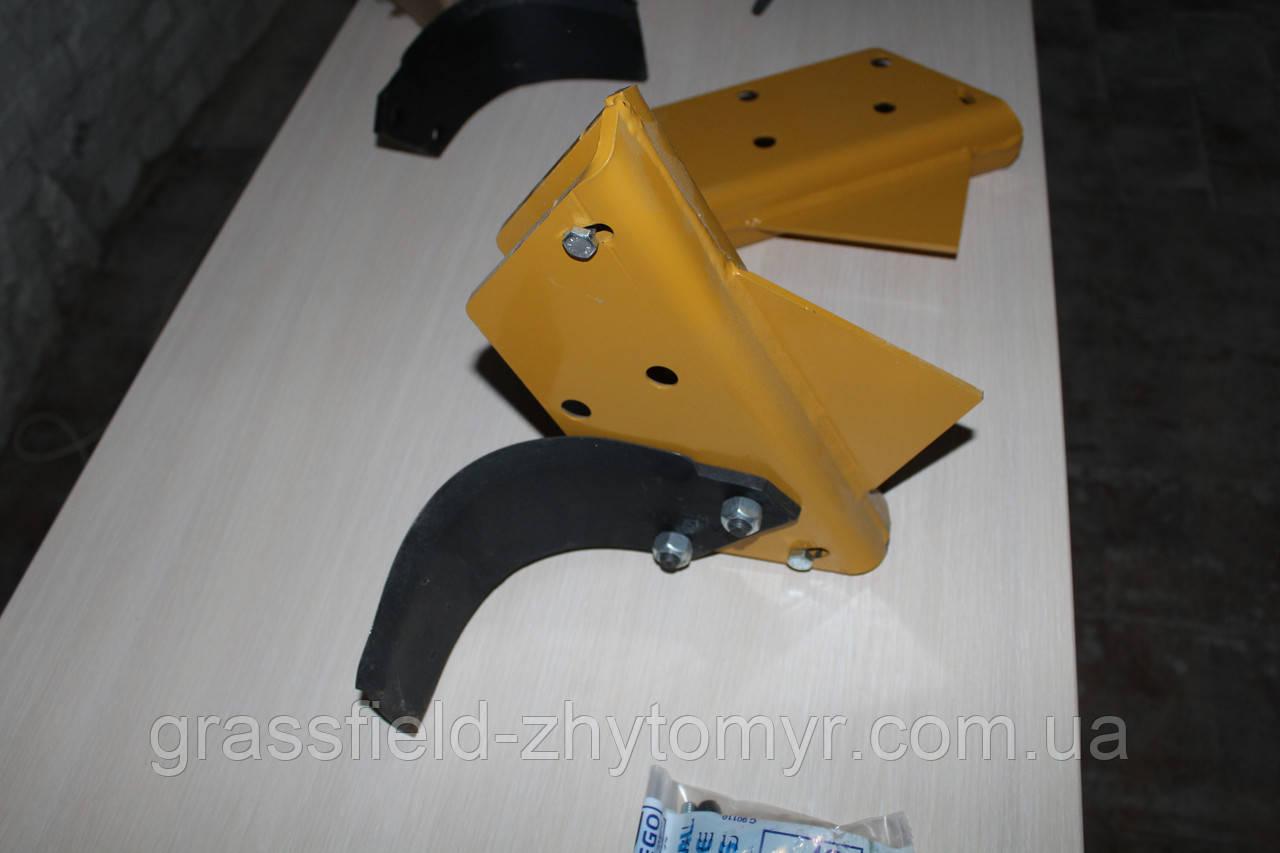 Комплект крилець для розбивання ґрудок для KF KX Оригінал Alpego