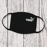Многоразовая маска с принтом Puma женская,мужская
