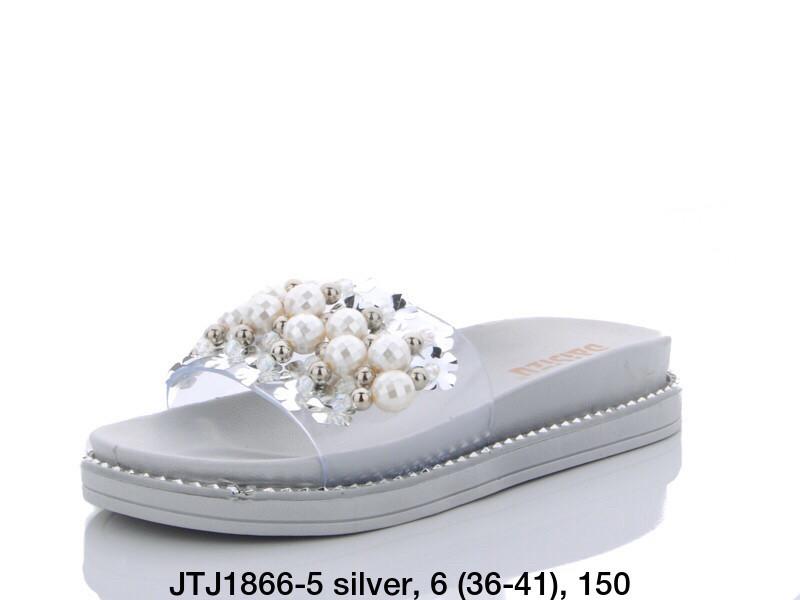 Шлепанцы LION JTJ1866-5silver
