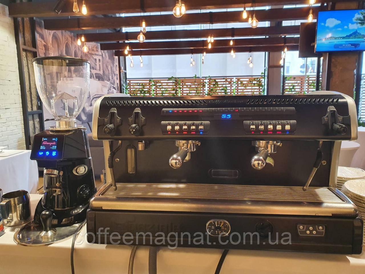 Аренда профессиональных кофемашин