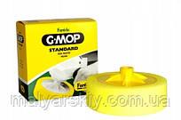 """Круг полірувальний Standard AG6 Rapid Head G Mop 6"""",М14мм ЖОВТИЙ (середній) FARECLA"""