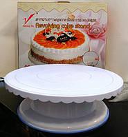 Подставка для торта крутящаяся (средняя), фото 1