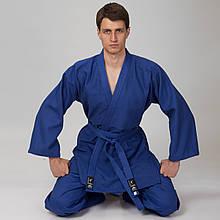 Кимоно для дзюдо MATSA MA-0015 (плотность 450г/м2, размер 00-6, рост-120-190см)