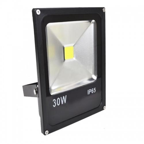 Прожектор LED-SP - 30W 220В 3000lm 6000K Slim