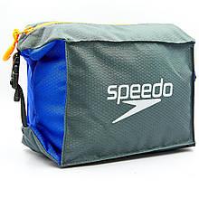 Сумка для бассейна SPEEDO POOL SIDE BAG 809191C299 (полиэстер, V-5л, серый-синий)