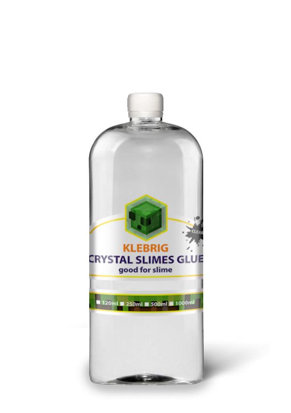 Клей для слаймов Білий, Klebrig Crystal. 1000 мл