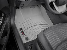 Ковры резиновые WeatherTech Toyota Prius 2017+  передние серые