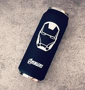 Термос из нержавеющей стали для воды, чая Мстители: Лига справедливости 500мл, термокружка