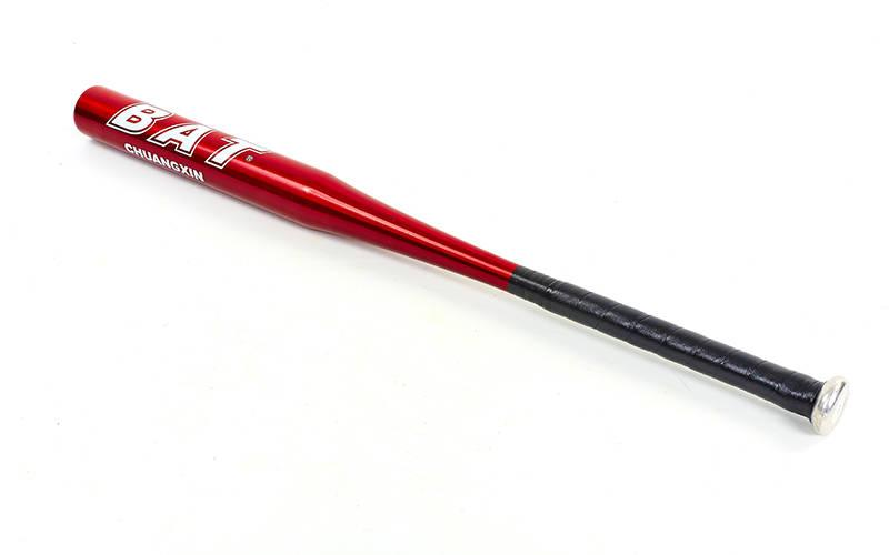 Бита бейсбольная C-1861 BAT (алюминий, 25in, l-63см, цвета в ассортименте)