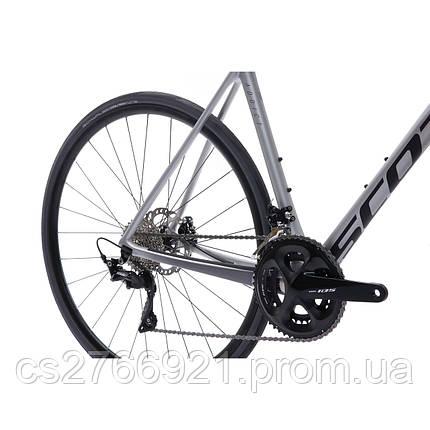 Велосипед ADDICT 20 DISC серый (TW) 20 SCOTT, фото 2