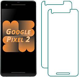 Комплект Google Pixel 2 Защитные Стекла (2 шт.) (Гугл Пиксель 2)