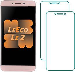 Комплект LeEco Le 2 Защитные Стекла (2 шт.) (Лееко Ле Эко 2)