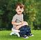 Дитячий дорожній туалет OXO Tot 2-in-1 Go Potty, фото 3