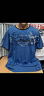 Мужские турецкие футболки больших размеров, фото 1