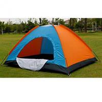 Палатка туристическая кемпинговая двуххместная STENSON (туристичний намет двомісний кемпінговий)
