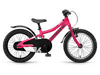 "Велосипед Haibike SEET Greedy 16"", рама 26 см, розовый-голубой-белый, 2020"