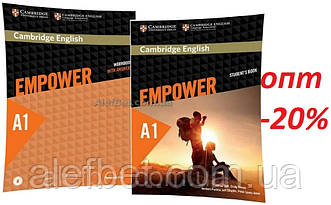 Английский язык / Empower / Student's+Workbook. Учебник+Тетрадь (комплект), A1 / Cambridge