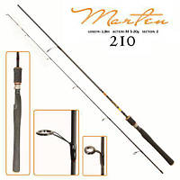 Спінінг карбоновий Marten 2.1 м 5-20 г вудка вудилище