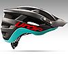 Шлем Urge SeriAll черно-бирюзовый L/XL, 58-60см