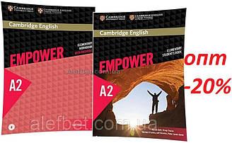 Английский язык / Empower / Student's+Workbook. Учебник+Тетрадь (комплект), A2 / Cambridge