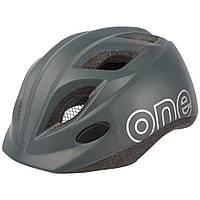 Шлем велосипедный детский Bobike One Plus / Urban Grey / XS (46/53)