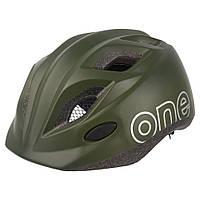 Шлем велосипедный детский Bobike One Plus / Olive Green / S (52/56)