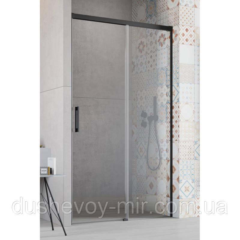 Душевая дверь 140 см Radaway Idea Black DWJ 387018-54-01R