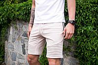 Шорты мужские  Fram beige трикотажные, фото 1