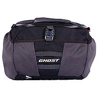 Сумка на руль Ghost AMR, 5,5 л, черная