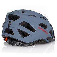 Шлем Ghost Classic, 58-63см, серо-черный