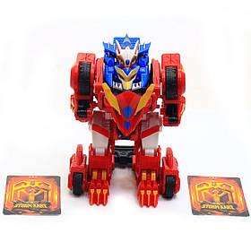 Трансформеры герой monkart Монкарт робот-Мегароид Драка (360 A/F)