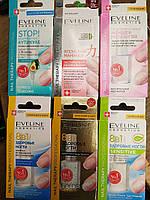 Укрепитель для ногтей Eveline Nail Therapy Японский Маникюр с кератином / Укрепитель для ногтей Евелин