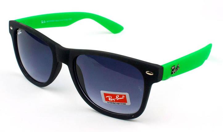 Солнцезащитные очки Ray Ban пластик. оправа RB2140, фото 2