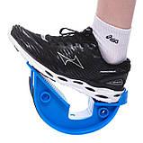 Тренажер для растяжки мышц стопы Foot Rocker FI-1747 (пластик, р-р см, цвета в ассортименте), фото 3