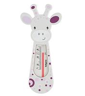 """Термометр для ванны """"Жираф"""" серый, BabyOno, 776/02"""