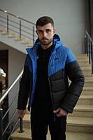 Теплая зимняя куртка мужская