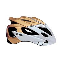 Шлем Tempish SAFETY, бело-золотой, L