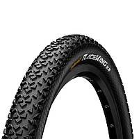 "Покрышка Continental Race King 2.2, 27.5""x2.20, 55-584, Wire,  PureGrip, Performance,  Skin, 700гр.,  черный"