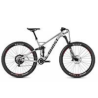 "Велосипед Ghost Slamr 6.9 LC Unisex 29"", рама L, серебристый иридий-черно-красный, 2020"