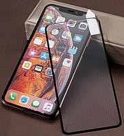 Apple iPhone XS Защитное Стекло 5D для дисплея, экрана, матрицы телефона, черный цвет