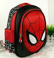 Рюкзак Человек паук, школьная сумка для мальчиков, рюкзак для школы 29*28*15 см