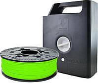 Картридж із ниткою XYZ printing 1.75мм/0.6кг PLA(NFC), неоново-зелений